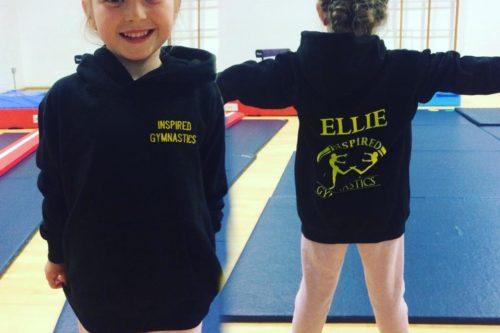 Inspired Gymnastics Merchandise