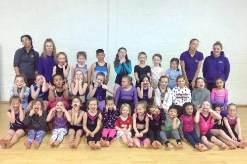 Gymnastics Holiday Day Camps